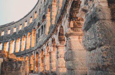 Travertín – kameň historických stavieb